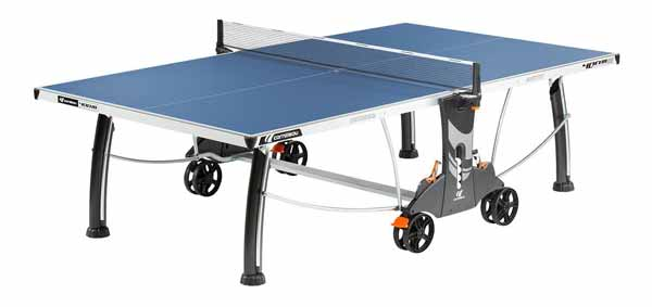 Cornilleau 400M Crossover Indoor/Outdoor Blue Table Tennis Table