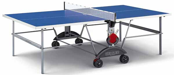 Kettler Top Star XL Indoor/Outdoor Table