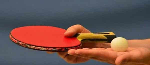 how to clean a ping pong paddle properly