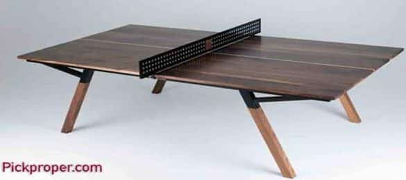 how to clean a ping pong table perfectly