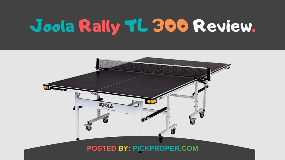 joola rally tl 300 reviews